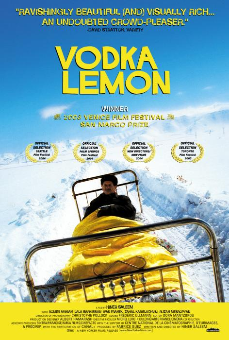 Vodka_Lemon