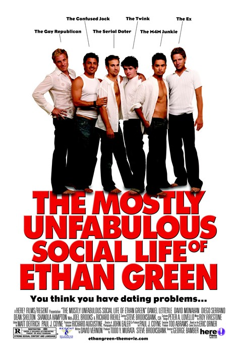 Mostly_Unfabulous_Social_Life_of_Ethan_Green,_The
